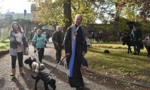 Pet Blessing Service at Greyfriars Kirk this Sunday
