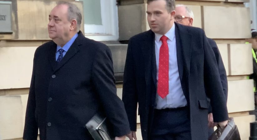 Alex Salmond to stand trial in March over sex claims