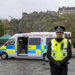 Police launch Edinburgh's festive policing campaign