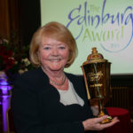 Edinburgh Award for Ann Budge