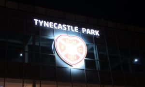 Hearts lose third game in four at Fir Park